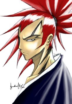 young renji complete by immortalteknique