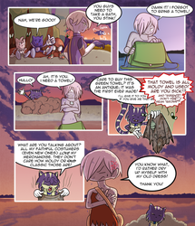 Sonic Heroes 2 - Sonic - page 71 by Missplayer30