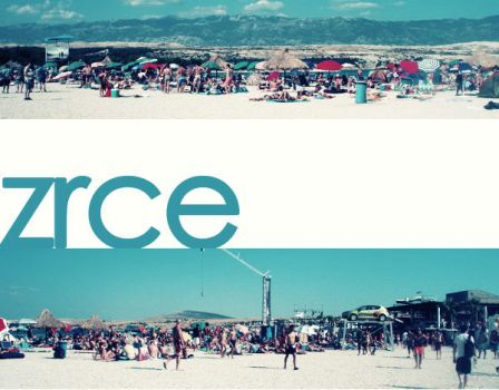Zrce Beach by alessandrodelp