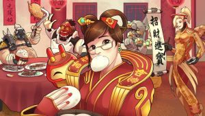 Chinese New Year by dakr0819