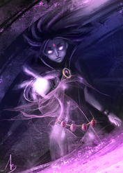 Raven by trungbui42