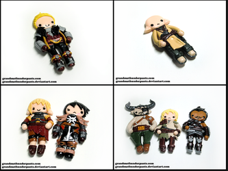 Dragon Age: Inquisition by GrandmaThunderpants