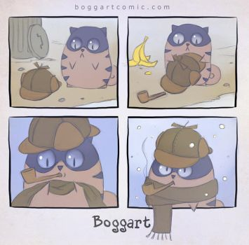 boggart - 13 by Apofiss