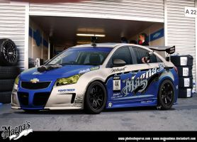 _Chevrolet Cruze Racing Style_ by magnanimus