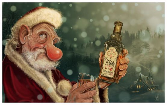 Santa Claus by Schildom