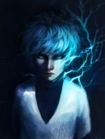 HxH: Killua by ishali