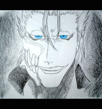 Grimmjow by PoeCollector