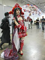 Anime North 2013 XXVI by RaindropsOnRoses21