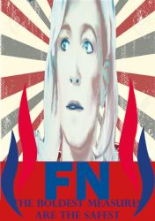 Fuck front national by LOrdalie
