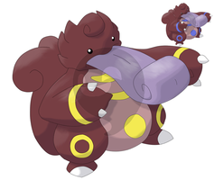 CONTEST FAKEMON: LICKILO