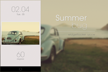 Summer Bug by AlexJMiller