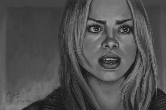 Rose Tyler by leanne-reynolds