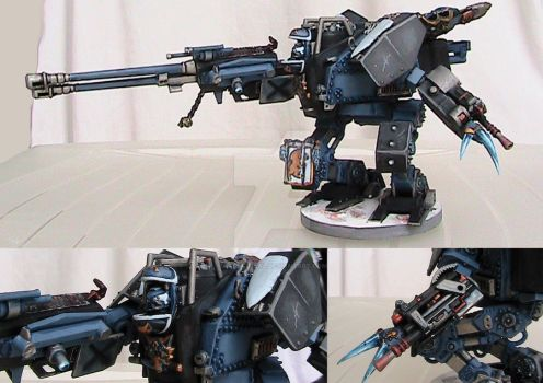 Dreadnought Old Wolf by Kasuki-Seal