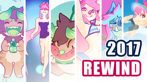 2017 Animation Rewind by ground-lion