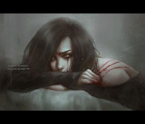 saddest of sundays by NanFe