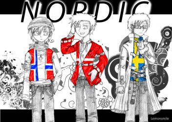 APH-The Nordic 1 by Lemonsmile