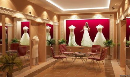 Wedding Boutique by Drimakus