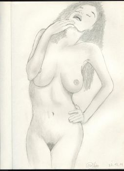 Artistic Nude by Padernoster