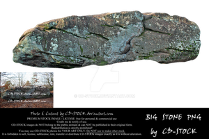 Big Stone PNG by CD-STOCK
