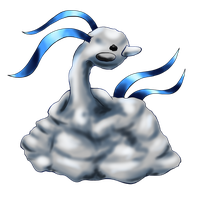 Snow Altaria by BlazingFire909
