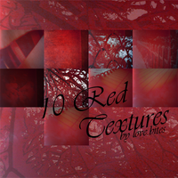 10 red large textures by lovewillbiteyou