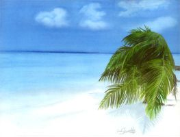 Beach by alarie-tano