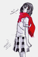 Ayano by char1cific