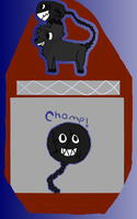 ChainChompSkin by Official-Fallblossom
