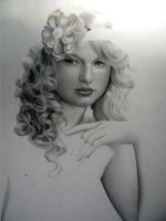 Taylor Swift WIP 4 by CallieFink