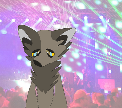 Lonely Boy Goes To A Rave by radicalpuppy