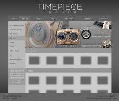TimepieceTrader Website by madnessism
