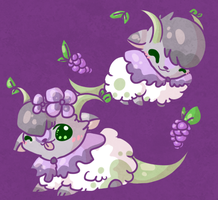 :The Grape Sheep: by PrePAWSterous