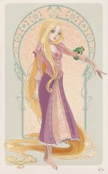 Rapunzel by blackBanshee80