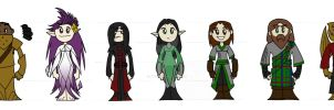 The Hundred Kingdoms: Abridged by Dyir