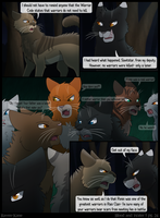 Warriors: Blood and Water - Page 24 by KelpyART