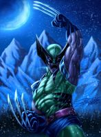 Wolvie/ VAXION colors by vic55b