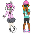 Squid Adopts #2 ~ Open by rockythebunny13