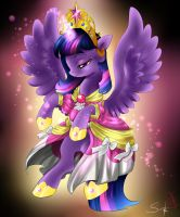 PRINCESS TWILIGHT by Daughter-of-Fantasy