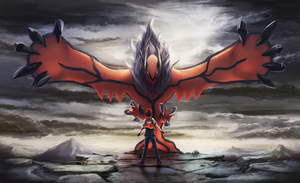 Rise of Yveltal + Red