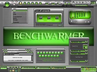 Benchwarmer 2 Compact by Jetsetter