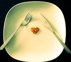 The Food Of Love. by whitenightglasses