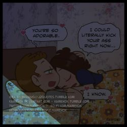Adorable (wincest) by KamiDiox