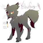 Yellowfang by DespairGriffin