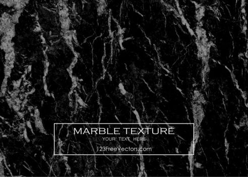 Black Marble Texture Free Vector by 123freevectors