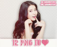 Png pack #IU by sarah007kute