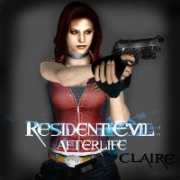 Claire Redfield Afterlife by toughraid3r37890