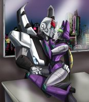 Transformers: Put Me On the To Do List by Ty-Chou