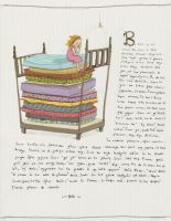 Princess and the Pea by plavalaguna