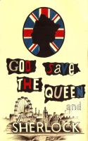 God save the Queen by OliviasArtwork