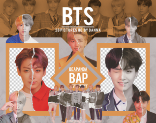Pack Png 1265 // BTS (LY - Answer) (L version) by BEAPANDA